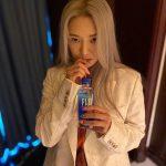 """ヒョヨン(少女時代)、水を飲む時もカリスマ溢れる""""グッド ガール"""""""