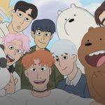 『ぼくらベアベアーズ』 MONSTA X 登場エピソード カートゥーン ネットワーク 7月 日本初放送!メッセージ動画も公開!