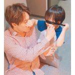 【トピック】「EXO」KAI、そっくりな甥っ子への愛情あふれる写真が話題