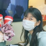 スジ(元Miss A)、マスク姿で差し入れを送ったファンに感謝…映画「ワンダーランド」撮影中