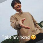 【トピック】俳優イ・ジュンギ、思わず手を差し出したくなる笑顔でファンをドキッとさせる