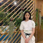 女優アン・ソヒ、オールホワイトファッション200%消化…白鳥の女神