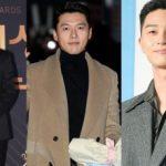 パク・ソジュン、ヒョンビン、カン・ハヌル、ナムグン・ミン、チュ・ジフン、「百想」男子最優秀賞を競う