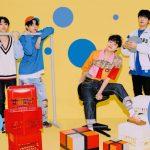 K-POPグループ AB6IX(エイビーシックス)ニューアルバム「VIVID」発売!ファンクラブにて会員限定特典付き販売中!(動画あり)