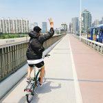 俳優ソン・ジュンギ、ヤン・ギョンウォンと自転車に乗ってヒーリング近況公開!!