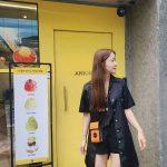 女優イ・シヨン、実物もこんな感じ?登山とランニングで作られた健康美