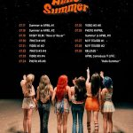 「APRIL」、カムバックスケジュール公開…「Hello Summer」 で清涼な魅力予告
