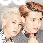 「EXO」チャンヨル&セフン、5種類のグラビアカバーを飾る!!
