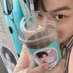 俳優キム・ボム、このようなカフェカー認証はいつでも歓迎!!…クローズアップにも屈辱無し