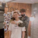 ウ・ドファン、イ・ミンホとの深い友情…入隊前に短く切ったヘアスタイル公開