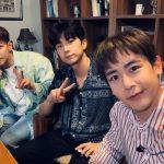 2PMニックン&チャン・ウヨン&Jun. K、イケメン爆発団体ショット…2PMの美しい友情