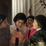 アン・ヨンミ結婚の事実公開に溢れるギャグ本能「私、入籍したんだって」