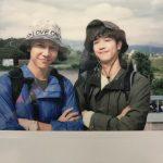 """リウ・イーハオ&イ・スンギ、旅行メイトの眼福ビジュアル""""感謝いっぱい"""""""