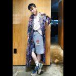 <トレンドブログ>トロット歌手ヨンタク、アイドルしても良いほどのファッションも完璧に消化