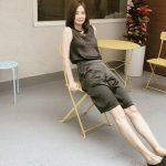 <トレンドブログ>女優ソン・テヨン、優越な足の長さ誇る近況ショット