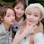 <トレンドブログ>「OH MY GIRL」ユア&スンヒ&アリン、美しい子の隣に美しい子...爽やかさぷんぷん