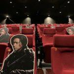 <トレンドブログ>映画館に行ったら隣にカン・ドンウォンが!?…「半島」カン・ドンウォン館特別オープン