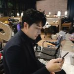 俳優ソン・ホジュン、彫刻のような横顔…高くそびえた鼻