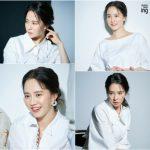 """<トレンドブログ>女優ソン・ジヒョ、ビハインドカットで""""グラビアの匠""""の威厳を見せる!"""