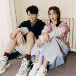"""ユン・シユン&キョン・スジン、ドラマ「トレイン」共演のふたりがグラビア公開…「""""選択""""の意味を再確認してみるのもいいでしょう」"""