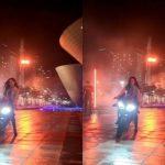 """<トレンドブログ>女優ソン・イェジン、バイクに乗る姿もまるでグラビア…""""ところでどのように出発しますか?"""""""