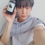 <トレンドブログ>「NCT127」ドヨン、女心狙撃する好男子ビジュアル…シックな魅力