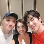 「賢い医師生活」の義理…ユ・ヨンソクからチョ・ジョンソクまで、チョン・ミドのミュージカルを応援