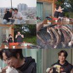 「ON & OFF」ソン・シギョン、チャンネル登録者数105万の人気YouTuberパプグプナムと歴代級お肉のモクパン…ブロマンスに注目