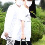 "「PHOTO@論山」ジコ(ZICO)、今日(30日)陸軍訓練所に入所…""しばらくお別れ"""