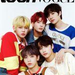 <Wコラム>K-popアイドル史上初!TXTが「Teen VOGUE」最新号表紙モデルに