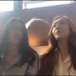 ジェシカ(元少女時代)&クリスタル(f(x))、ラブリー&クールな現実姉妹の日常を公開