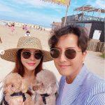 女優キム・ジュンヒ、年下夫と豪華な休暇…映画のような日常