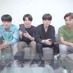"""BTS(防弾少年団)、サムスンGalaxy X BTSエディション開封…""""ついに出ました!""""(動画あり)"""