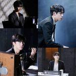 新人グループ「WEi」、チャン・デヒョンからキム・ヨハンまで撮影現場公開…4人4色の反転魅力