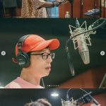 歌手イ・サンスン、妻イ・ヒョリ&Rain(ピ)&ユ・ジェソクのユニット「SSAK3」の録音に参加