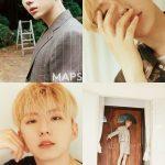 「MONSTA X」キヒョン、ファッション誌「MAPS」の表紙飾る