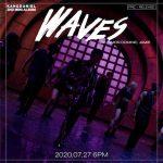 歌手カン・ダニエル、先行公開曲「Waves」ティーザー写真サプライズ公開