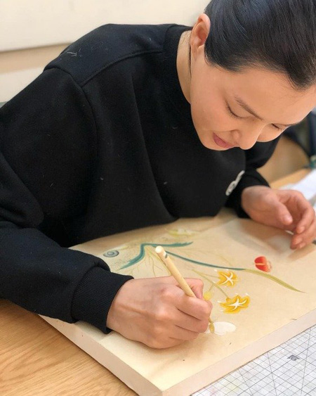 女優イ・ハニ、俳優ユン・ゲサンと破局後SNSで伝えた近況「新しいエネルギーで再スタート」