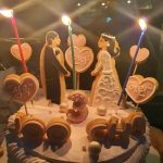 女優チャ・イェリョン、夫チュ・サンウクから花束+ケーキのプレゼントに感動 「感謝しかない、一人だけの夫」
