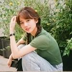 ヘリ(元Girl's Day)、恋人リュ・ジュンヨルが撮った写真を公開?=「撮ったのは友達」
