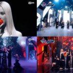 「GFRIEND」、「Apple」初のカムバック舞台披露…白と黒の魔女に変身