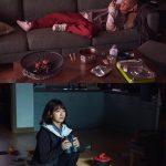 ユ・アイン&パク・シネ、「#生きている」で見せた性格ほどに両極端な生存ファッション