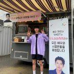 【トピック】俳優イ・ジェウク、先輩ヒョンビンからの差し入れに感謝