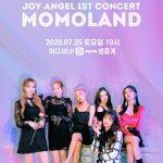 MOMOLAND、オンラインコンサート「Joy天使コンサート」チケット販売スタート