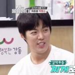 "KangNam、番組で出会った捨て犬""チゲ""を養子縁組に迎える決心…妻のイ・サンファも「OK」"