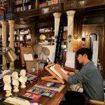 俳優キム・スヒョン、横顔もこんなに素敵!!…今日もビジュアルがハードワーク
