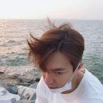俳優イ・ミンホ、33歳なのに「少年美」実話?可愛さ限度超過