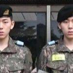ジコ(ZICO)、軍隊での写真話題...ウ・ジホ訓練兵の凛々しい姿