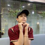 2PMウヨン、シックな表情でファンへの熱い愛情を表現