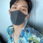 CNBLUEイ・ジョンシン、マスクをしてもイケメン…さわやかな魅力